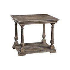 Barnside Rectangle End Table - 24x24x28high $416