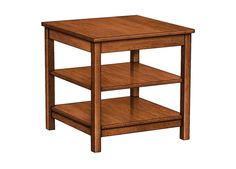 Dexter End Table - Ethan Allen