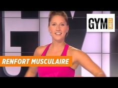 Tailles, cuisses, fessiers - Renforcement musculaire - 203 - YouTube
