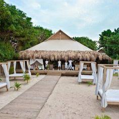 The Beach Club San Simon - Roatan - Honduras