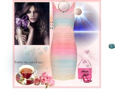 """""""YOU ARE MY A CUP OF TEA..,and... I LOVE TEA VERY MUCH."""" by figenozkilic on Polyvore"""