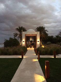 Chedi hotel in Muscat Oman