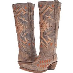 Corral Boots Womens Cowgirl Boots with hand-embellished premium upper Womens Cowgirl Boots, Cowboy Boots, Wide Calf Boots, High Boots, Corral Boots, Calves, Lace Up, My Style, Accessories