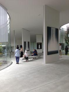 Hiroshi Senju Museum Karuizawa / architect: SANAA (Nishizawa)