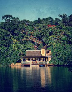A MUST for any James Bondian: The Goldeneye Resort in Jamaica.