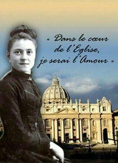 St Thérèse