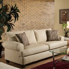 American Furniture Montana Sofa