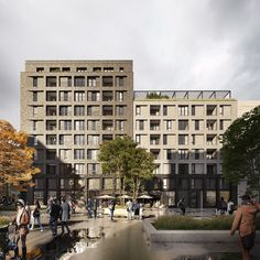 Housing competition. Sweden.