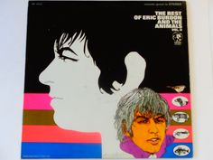 "The Best of Eric Burdon and the Animals Vol. II - ""When I Was Young"" - ""See See Rider"" - MGM Records 1967 - Vintage Vinyl LP Record Album"