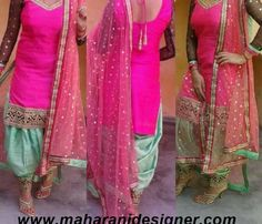#PartyWearSalwarSuits #BuySalwarSuitsShopping #StylishSalwarSuits #DesignerSalwarSuits  Maharani Designer Boutique  www.maharanidesigner.com Fabric :BrocketAndShirtSalf Cotton  Price - Rs.5000  For any more information contact on WhatsApp or call 8699101094