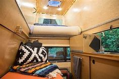 Pop Up Camper Ideas - Camping in a pop up camper is different than other types of camping. It offers more comfort than camping in a standard tent. Truck Camper Shells, Truck Bed Camper, Rv Truck, Truck Shells, Camper Table, Truck Tent, Tiny Camper, Popup Camper, Camper Van