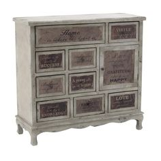 Storage with style requires the InArt approach. Whether you call them a console, a chest of drawers or storage drawers. House Styles, Furniture, Wooden Drawers, Console Furniture, Large Chest Of Drawers, Wooden, Consoles, Sale Design, Shabby