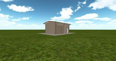 Cool 3D #marketing https://ift.tt/2JeaZBU #barn #workshop #greenhouse #garage #roofing #DIY