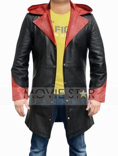 Offering! Devil May Cry 5 Coat Is Ready To Fly With Free Shipping Offer Worldwide! – Dante Coat Is Present For Affordable Price For Black Friday And Cyber Monday So Hurry Up! Wear This Classy Coat