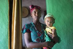 The Ethiopian government is striving to increase immunisation coverage after a 2012 survey revealed that only 65% of babies were protected against neonatal tetanus.