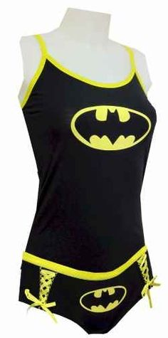 I want to be Batman! Women's Supergirl, Wonderwoman and Superhero Tees and Pajamas Supergirl, Nananana Batman, Geek Outfit, Sexy Pajamas, Wonder Woman, Thing 1, Queen, Athletic Tank Tops, Cool Outfits