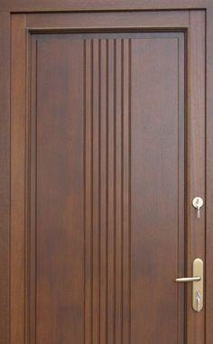 House Main Door Design, Flush Door Design, Single Door Design, Wooden Front Door Design, Door Design Interior, Bedroom Door Design, Modern Wooden Doors, Wood Doors, Decoration