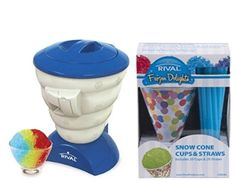 You will agree with me that nothing beats the hot summer heat like a nice snow cone. Cup With Straw, Snow Cones, Italian Desserts, Frozen, Top, Color, Diving, Places, Scuba Diving