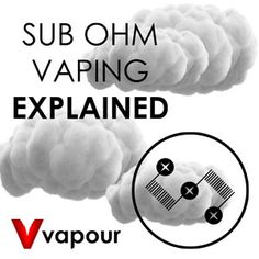 Sub Ohm Vaping Explained - A complete guide to sub ohm vaping, rebuildable atomizers and coil building, along with safety, equipment choices and more.