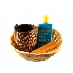 Fruit basket - cos cadouri - http://livediva.ro/cadouri-online/Secret-Santa-cadouri-pentru-colegi
