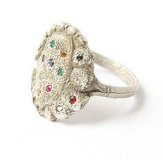 Karl Fritsch, 'ringe zu verkaufen'