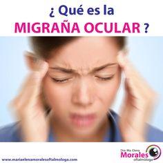 """¿¿ Qué es la migraña ocular ?? Algunas personas experimentan centelleos que aparecen como líneas dentadas u """"ondas de calor"""" en ambos ojos, que duran a menudo entre 10 y 20 minutos. Por lo general, estos tipos de centelleos son causados por un espasmo de los vasos sanguíneos en el cerebro. Si los centelleos son seguidos por un dolor de cabeza, se denomina migraña ocular."""