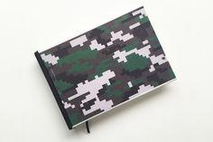 Camuflado - Cuaderno Picnic Blanket, Outdoor Blanket, Notebook, Creative Products, Creativity, The Notebook, Picnic Quilt, Exercise Book, Notebooks