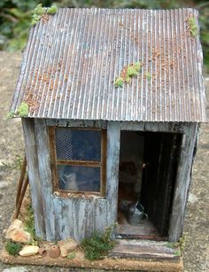 The Old Shed - Nostalgia in miniature