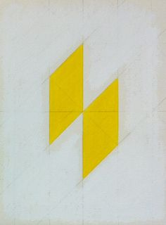 Mary Early Pencil and oil stick on paper Jasper Johns, Land Art, Pop Art, Mary, Pencil, Oil, Artists, Sculpture, Yellow