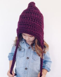 Hey, I found this really awesome Etsy listing at https://www.etsy.com/listing/462496174/pixie-hat-hood-for-kids