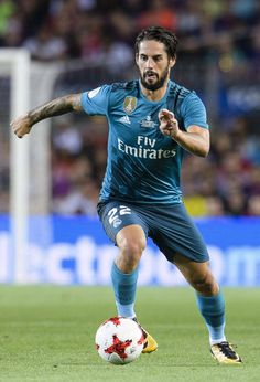Isco forced his way into the starting XI and has since became a key player in the side