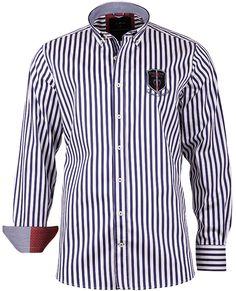 #Streifenhemd im exklusiven Look . . . . . der Blog für den Gentleman - www.thegentlemanclub.de/blog