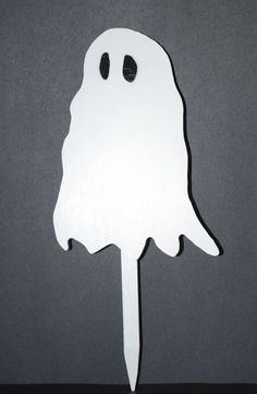 wooden ghost