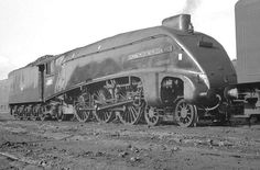 60013 - Dominion of Canada Travel Ads, Train Travel, Diesel Locomotive, Steam Locomotive, Old Trains, Vintage Trains, Abandoned Train, Steam Railway, Train Art