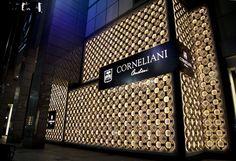 Corneliani launches Flagship store in Shanghai