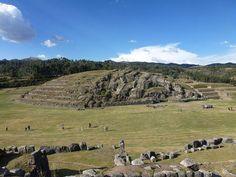 The Saksaywaman fortress. Photo Credit