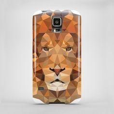 Lion - cover Samsung Galaxy S5 - artiglo-pl - Obudowy do telefonów