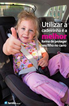 Familia.com.br | Dicas de direção quando o bebê está no carro. #Filhos #Segurança #Demonstraçãodeamor
