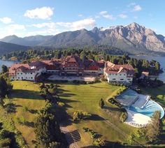 Tag who you'd stay with! Location: Llao Llao - Bariloche, Argentina.  Video © southamerica