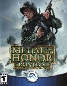 """Medal of Honor: Frontline""- EA (2002)"
