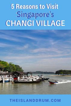 Meet the quiet seaside enclave of Singapores Changi Village a unique Singapore neighborhood just minutes from the Changi International Airport yet reminiscent of the slow-paced kampungs of Singapores yesteryear. Singapore Itinerary, Singapore Travel, Malaysia Travel, Asia Travel, Solo Travel, Cool Places To Visit, Places To Travel, Amazing Destinations, Travel Destinations