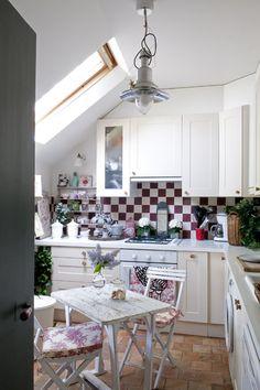 Shabby Chic Style Kitchen