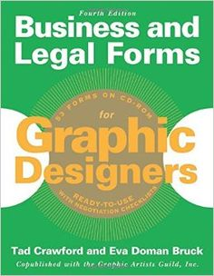 This classic industry tool, now in its fourth edition, brings together more than fifty essential and ready-to-use forms for graphic designers. All forms are accompanied by thorough explanations and are made available on CD-ROM so that they can be easily customized.