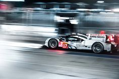 Porsche 919 Hybrid by Agnieszka Doroszewicz #car #porsche #sportscars #racing