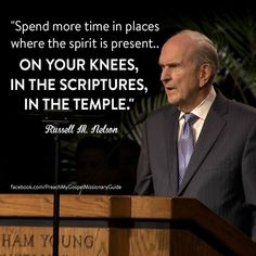 ~President Russell M. Nelson~
