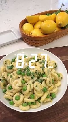This light and yummy pasta recipe, with the perfect balance of greens and herbs, makes the perfect vegetarian dinner.