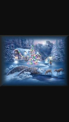Animación navideña