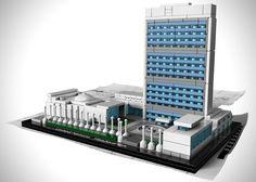새로운 레고 아키텍처 시리즈 출시 [펀테나] [어른들을 위한 장난감 가게, 펀샵]