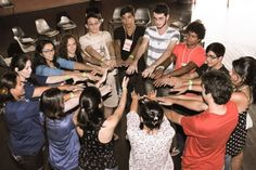 Youth arise to serve as conferences draw to a close Brasilia, Brazil Youth Conference, My Youth, Young People, My World, Brazil, San Salvador, News, Draw, Life