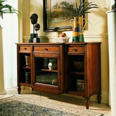 Vintage Console/Sofa Table From FFDM; Raylen Vineyards Collection Sofa  Tables, Console Table